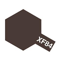 タミヤカラー アクリルミニ XF-84 ダークアイアン(履帯色) (つや消し)