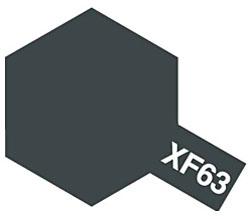 タミヤカラー エナメル XF-63 ジャーマングレイ (つや消し)