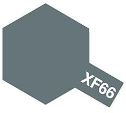 タミヤカラー エナメル XF-66 ライトグレイ (つや消し)