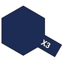 タミヤカラー アクリルミニ X-3 ロイヤルブルー (光沢)
