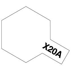 タミヤカラー アクリルミニ X-20A 溶剤