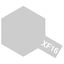 タミヤカラー アクリルミニ XF-16 フラットアルミ (つや消し)
