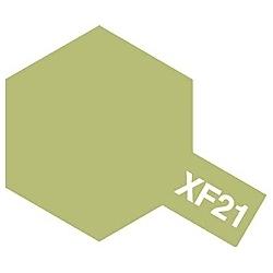 タミヤカラー アクリルミニ XF-21 スカイ (つや消し)