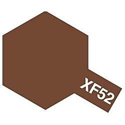 タミヤカラー アクリルミニ XF-52 フラットアース (つや消し)