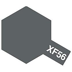 タミヤカラー アクリルミニ XF-56 メタリックグレイ (つや消し)