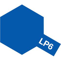 タミヤカラー ラッカー塗料 LP-6 ピュアブルー