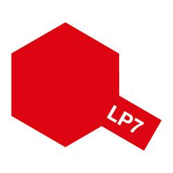 タミヤカラー ラッカー塗料 LP-7 ピュアレッド