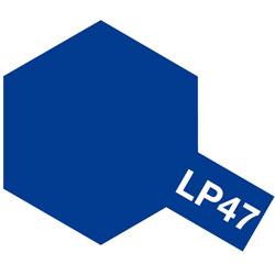 タミヤカラー ラッカー塗料 LP-47 パールブルー