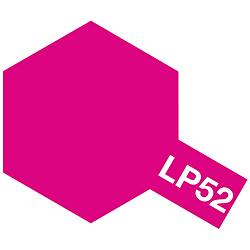 タミヤカラー ラッカー塗料 LP-52 クリヤーレッド