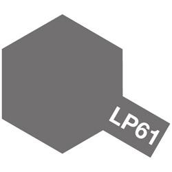 タミヤカラー ラッカー塗料 LP-61 メタリックグレイ