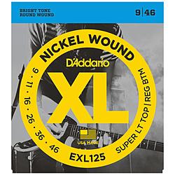 エレキギター弦 EXL125