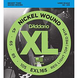 ベースギター弦 EXL165