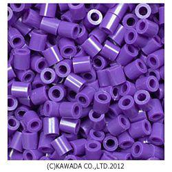パーラービーズ 単色 紫 5007
