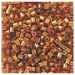 パーラービーズ 単色 ゴールド 5085