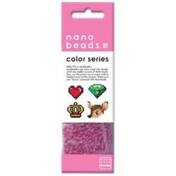 ナノビーズ 80-15920 ピンク