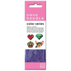 ナノビーズ 80-15921 むらさき
