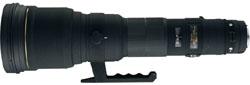 SIGMA AF 800mm F5.6 APO EX DG HSM (Canon EF)