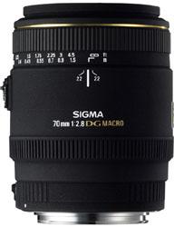 SIGMA AF 70mm F2.8 EX DG MACRO (SONY)