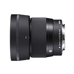 カメラレンズ 56mm F1.4 DC DN Contemporary【EF-Mマウント(APS-C用)】 56mmF1.4DCDNContemporary ブラック