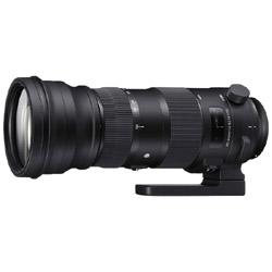 カメラレンズ 150-600mm F5-6.3 DG OS HSM Sports【シグママウント】