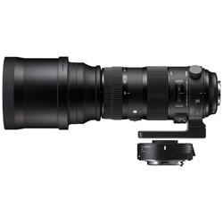 カメラレンズ 150-600mm F5-6.3 DG OS HSM Sports テレコンバーターキット【キヤノンEFマウント】