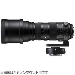 カメラレンズ 150-600mm F5-6.3 DG OS HSM Sports テレコンバーターキット【ニコンFマウント】