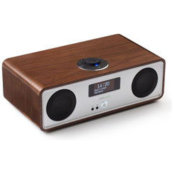 ブルートゥース/WiFiスピーカー Streaming music system R2MK3WAL リッチウォルナット [Bluetooth対応 /Wi-Fi対応]