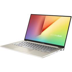 ASUS(エイスース) モバイルノートPC VivoBook S13 S330UA-8250 アイシクルゴールド [Win10 Home・Core i5・13.3インチ・SSD 256GB]