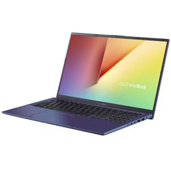 ノートPC VivoBook 15 X512FA-826G512B ピーコックブルー [Core i5・15.6インチ・SSD 512GB・メモリ 8GB]
