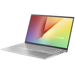 ノートPC VivoBook 15 X512FA-EJ121TS トランスペアレントシルバー [Core i5・15.6インチ・Office付き・SSD 256GB]