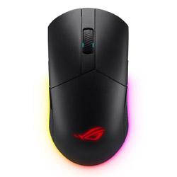 ゲーミングマウス ROG PUGIO II ブラック P705 [光学式 /7ボタン /Bluetooth・USB /有線/無線(ワイヤレス)]