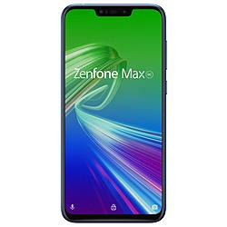 ASUS(エイスース) SIMフリースマホ ZenFone Max M2 ZB633KL-BL64S4 スペースブルー