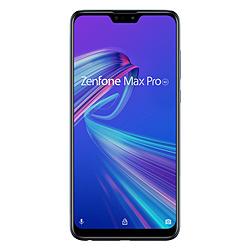 ASUS(エイスース) Zenfone Max Pro M2 ミッドナイトブルー「ZB631KL-BL64S6」Snapdragon 660 6.3型 メモリ/ストレージ:6GB/64GB nanoSIM x2 DSDV対応 ドコモ/au/ソフトバンク/YmobileSIM対応 SIMフリースマートフォン