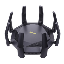 ASUS(エイスース) ゲーミングWi-Fiルーター  ブラック RT-AX89X [Wi-Fi 6(ax)/ac/n/a/g/b]