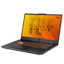 ASUS(エイスース) 【店頭併売品】 FA706II-R7G1650TBKS ゲーミングノートパソコン TUF Gaming A17 ボンファイヤ・ブラック [17.3型 /AMD Ryzen 7 /SSD:512GB /メモリ:16GB /2020年8月モデル]