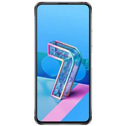 ASUS(エイスース) ZenFone 7 パステルホワイト「ZS670KS-WH128S8」Snapdragon 865 6.67型 メモリ/ストレージ:8GB/128GB nanoSIMx2 DSDV ドコモ/au/ソフトバンク対応 SIMフリースマートフォン
