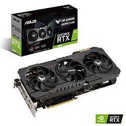 ゲーミンググラフィックボード TUF-RTX3080-O10G-GAMING   [10GB /GeForce RTXシリーズ]