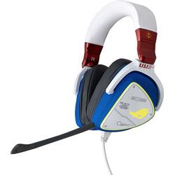 ROG DELTA GUNDAM LTD/U ゲーミングヘッドセット  ホワイト [USB-C+USB-A /両耳 /ヘッドバンドタイプ]