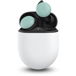 GOOGLE(グーグル) フルワイヤレスイヤホン Pixel Buds ミント GA01918-UK [リモコン・マイク対応 /ワイヤレス(左右分離) /Bluetooth]