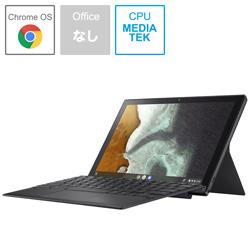 ASUS(エイスース) ノートパソコン Chromebook Detachable CM3(セパレート型) ミネラルグレー CM3000DVA-HT0019 [10.5型 /MediaTek /eMMC:128GB /メモリ:4GB /2021年3月モデル]