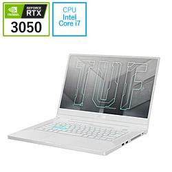 ASUS(エイスース) FX516PC-I7R3050W ゲーミングノートパソコン Dash F15 FX516PC ムーンライトホワイト [15.6型 /intel Core i7 /メモリ:16GB /SSD:512GB /2021年8月モデル]