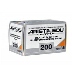 EDUULTRA20035X36 ARISTA EDU ULTRA ISO 200 35mm 36枚撮り