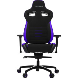 P-Line PL4500 Gaming Chair Black &Purple