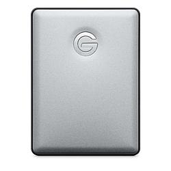 HGST G-Technology G-Drive Mobile USB-C ポータブルハードディスク[USB-C・USB3.1 Gen1/2TB/Space Gray] 0G10317