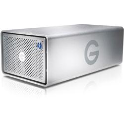 0G10417 外付けHDD Thunderbolt+USB-C接続 G-RAID with Thunderbolt 3(Mac用)  [据え置き型 /28TB]