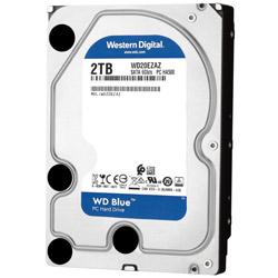 Western Digital 内臓HDD WD Blue WD20EZAZ-RT バルク品 (3.5インチ/2TB/SATA)