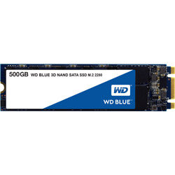 Western Digital WD Blue WDS500G2B0B (SSD/M.2 2280/500GB)