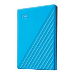 WDBYVG0020BBL-JESN USB 3.1 Gen 1(USB 3.0)/2.0対応 ポータブルHDD WD My Passport 2TB ブルー
