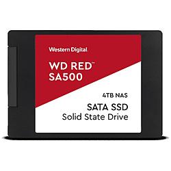 内蔵SSD WD Red  WDS400T1R0A [2.5インチ /4TB]