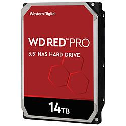 内蔵HDD SATA接続 WD Red Pro(NAS)  WD141KFGX [14TB /3.5インチ]